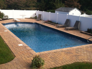 pool and patio surround
