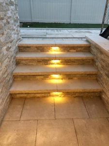 light up stairs